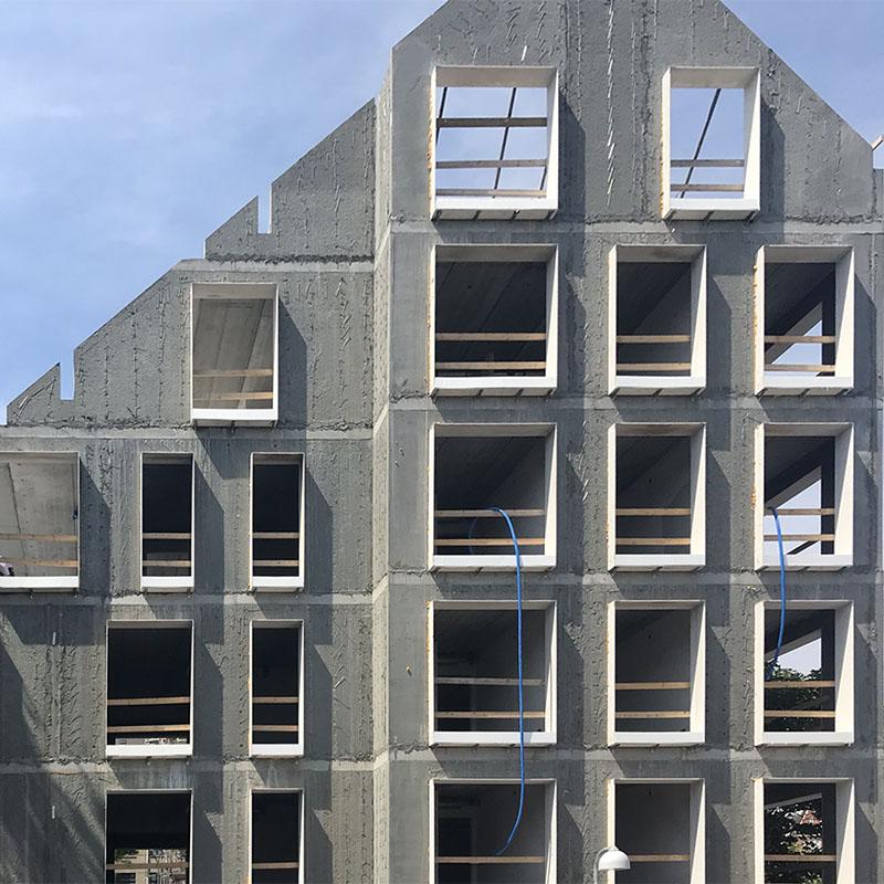 Større byggerier